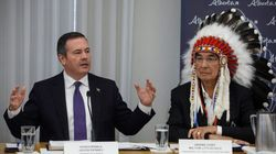 Kenney Promises $1B Corporation To Help First Nations Join In Energy