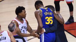 'We're All Brothers,' Lowry Reminds Raptors Fans Who Cheered Durant