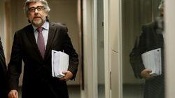 El abogado de Sànchez, Turull y Rull niega el alzamiento: