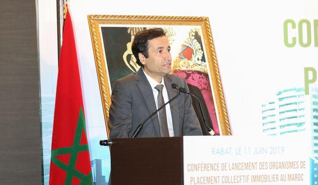 Mohamed Benchaaboun lance officiellement les activités des organismes de placement collectif immobilier...