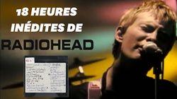 Pour contrer un hacker, Radiohead met en ligne 18 heures d'enregistrements