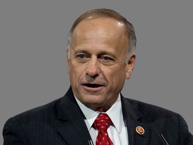 Rep. Steve King (R-Iowa) was invited to attenda fundraiser for the Iowa Republican Party Tuesday