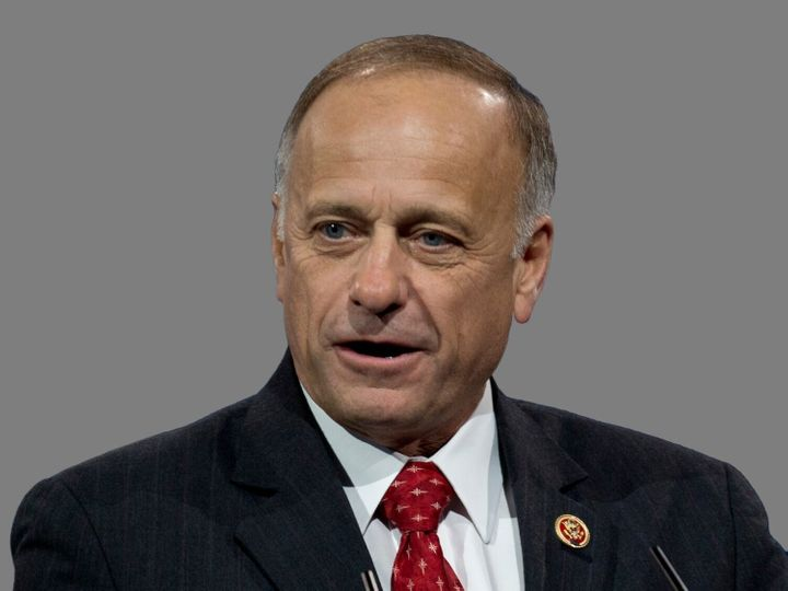 Rep. Steve King (R-Iowa) was invited to attend a fundraiser for the Iowa Republican Party Tuesday evening.