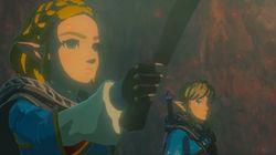 Nintendo presenta la secuela de 'Zelda: Breath of the Wild' en el