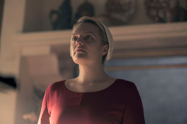 Elisabeth Moss as June in