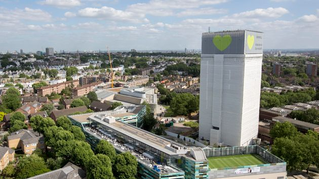 Grenfell Survivors Are Suing Three Companies They Blame For The Deadly