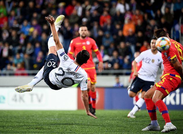 Andorre - France : le résumé et les buts de la victoire des