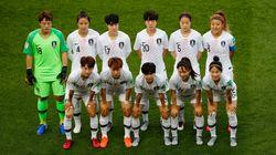 오늘 밤 피파랭킹 14위 한국 여자월드컵 대표팀을 응원해야 하는