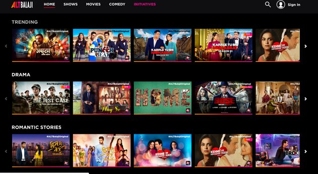 Ekta Kapoor's ALTBalaji Put Up Shocking Posters In Women's