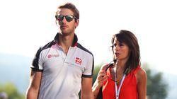 L'épouse de Romain Grosjean raconte comment il a repoussé deux