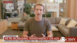 Mark Zuckerberg victime d'un deepfake, la vidéo restera sur