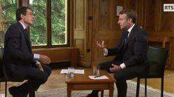 Emmanuel Macron promet un acte II plus