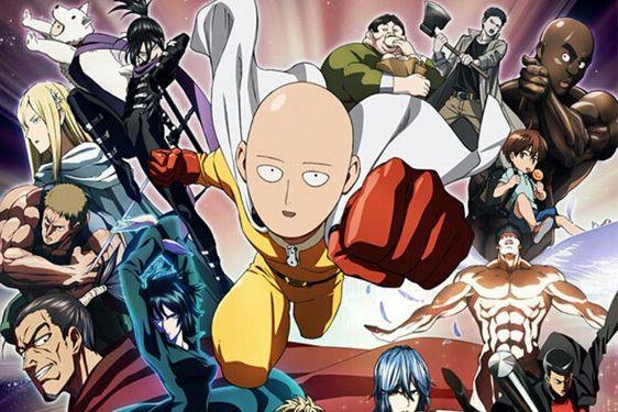 """L'anime japonais culte """"One Punch Man"""" est disponible sur"""