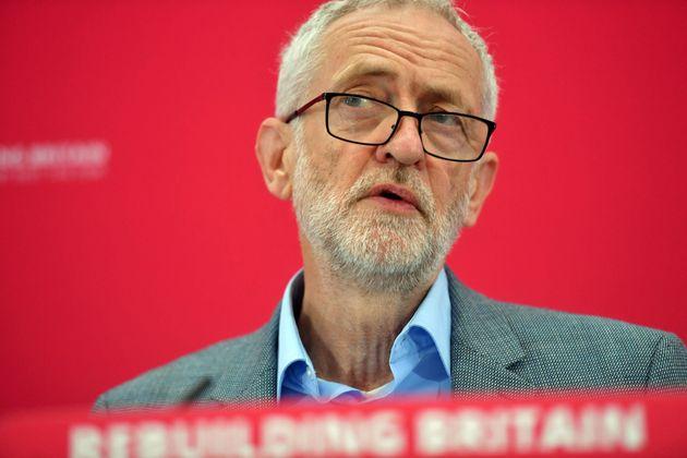 Jeremy Corbyn 'Wants A Tory Brexit', Says Alistair