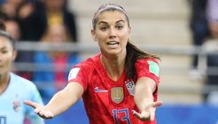 Twitter Explodes Over Unequal Pay After U.S. Women's Soccer Team's Record