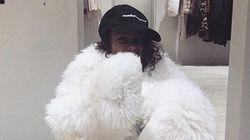 Kim Kardashian a remplacé toutes ses fourrures par des modèles en