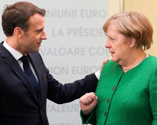Macron spinge Merkel a fare il passo: