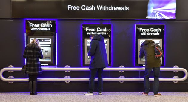 Why The Decline Of Free-To-Use ATMs