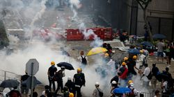 Police Turn Violent In Massive Protests In Hong Kong Over Controversial Extradition
