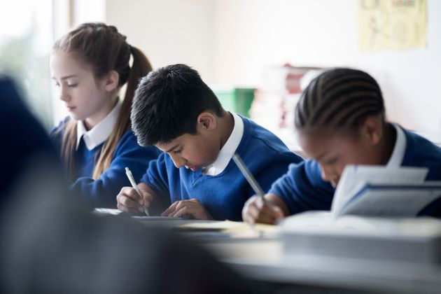 An Essex school has pleaded for charity funding to cope with budget