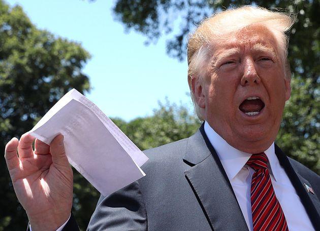 """Accord avec Trump sur l'immigration, Mexico dévoile une annexe """"confidentielle"""""""