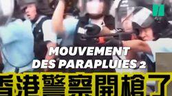 À Hong Kong, de violents affrontements entre police et