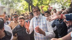 Amitabh Bachchan Says He Paid Off Loans Of 2,100 Farmers From