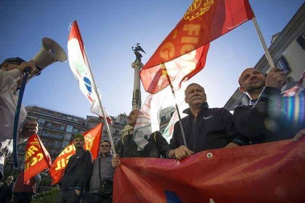 """Uno """"sciopero di avvertimento"""" per il Governo e le"""