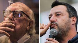 """""""Vedere Salvini impugnare il rosario mi dà un senso di vomito"""