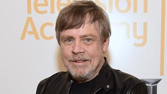 LOS ANGELES, CA - MARCH 19:  Mark Hamill attends the Knightfall For Your Consideration Event in Los Angeles on March 19, 2019 in Los Angeles, California.  (Photo by Michael Kovac/Getty Images for HISTORY)