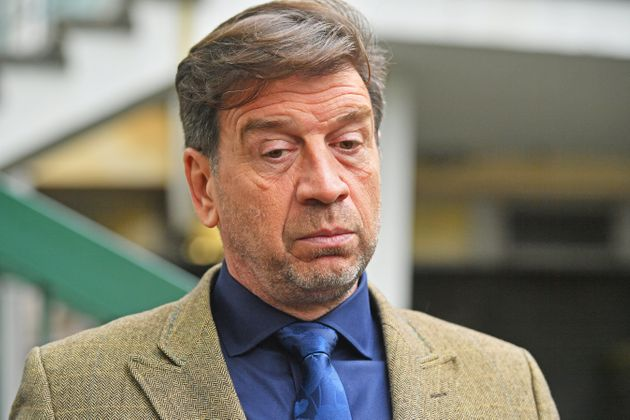 Nick Knowles appeared in court on