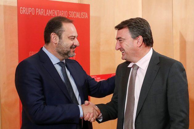 El PNV traslada al PSOE que no cuenta todavía con sus