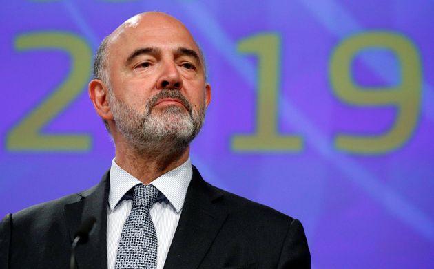 Moscovici sente Centeno: