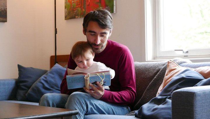 <i>Tristan et son fils.</i>