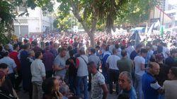 UGTA: Reprise des manifestations contre Sidi