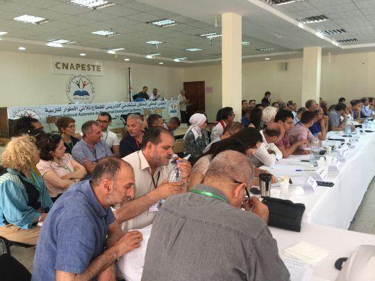 Les dynamiques de la société civile ont trouvé un accord pour la conférence
