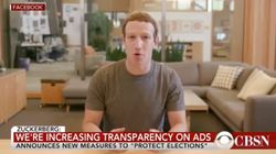 Une fausse vidéo de Zuckerberg restera sur