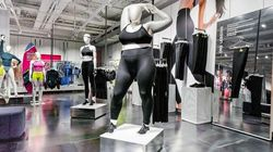 Fatphobic Response To Nike's Plus-Size Mannequins Receives Warranted