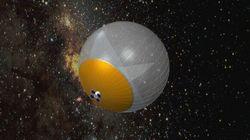 Ce télescope ballon révolutionnaire pourrait devenir réalité... grâce à un