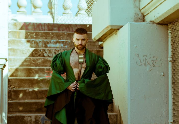 """America's Got Talent"" veteran Brian Justin Crum is back with a new single, ""I & U."""