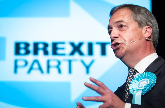 'High Risk' That Brexit Party Receives Illegal Foreign Donations, Electoral Commission