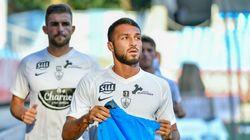 Haris Belkebla écarté de la sélection pour