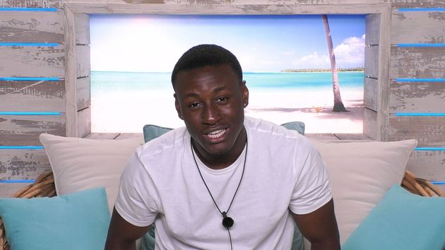 Love Island's Sherif Lanre Won't Join The Cast For The Reunion Episode