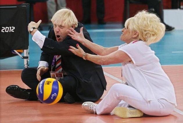 Boris Johnson haciendo cosas: 18 fotos del favorito para ser nuevo primer ministro