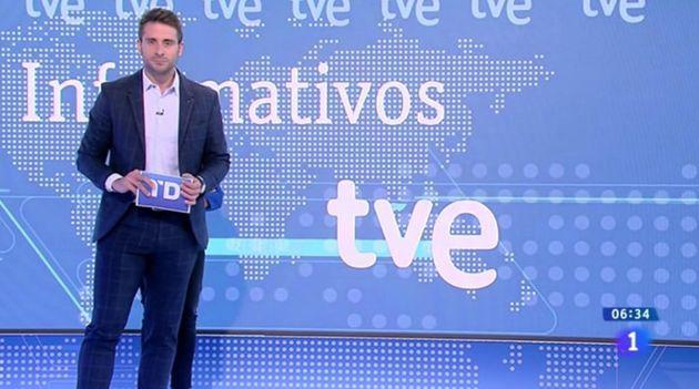 Este presentador de TVE da explicaciones tras los comentarios: