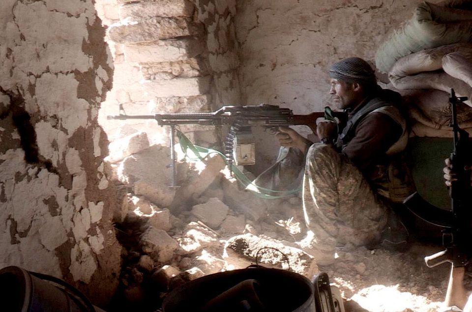 I Went To Fight Isis. This Is What I Say To Those Who Ask
