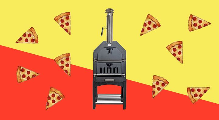 Lidl Is Selling A 99 Pizza Oven For Your Garden Huffpost