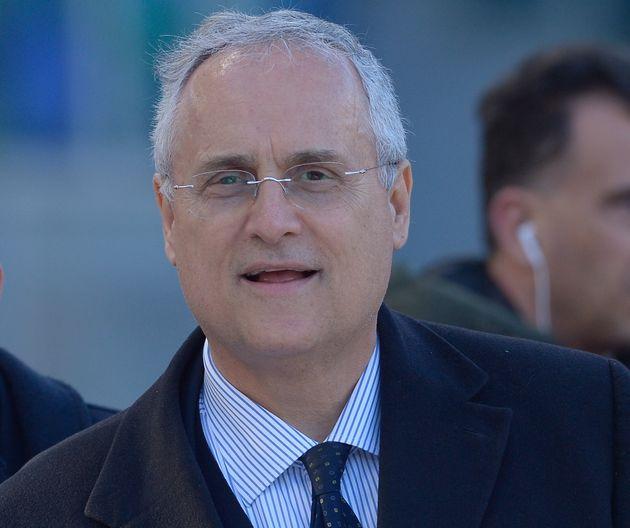 Claudio Lotito formalizza l'offerta per