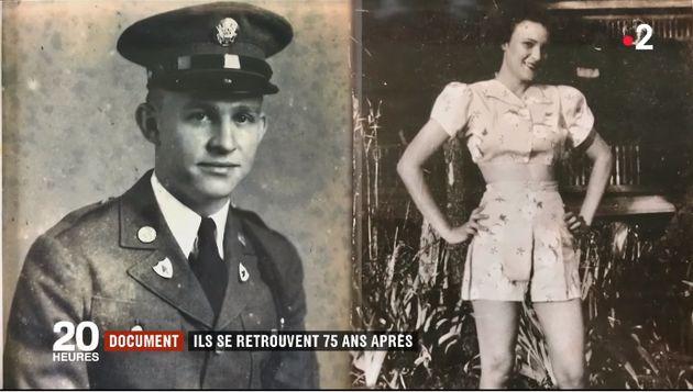 Il veterano americano ritrova il suo primo amore in Francia dopo 75