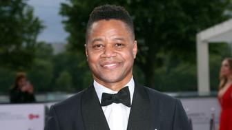 Actor Cuba Gooding Jr. poses for photographers upon arrival to the British Academy Television Awards at the Royal Festival Hall in London, Sunday, May 14, 2017. (Photo by Joel Ryan/Invision/AP)